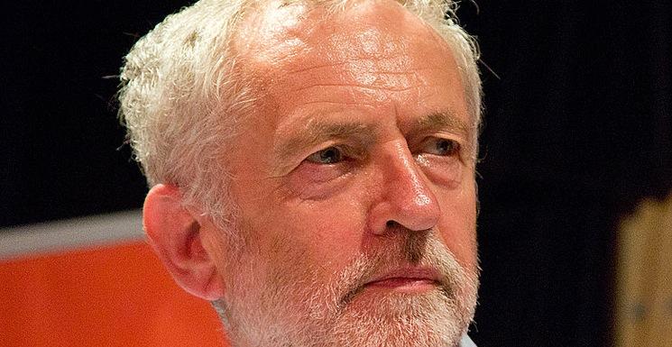 Jeremy Corbyn slider